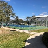 Outdoor Pickleball at Buck Destin