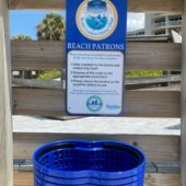 Beach Basket Information