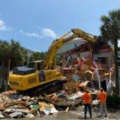 Green House Demolition