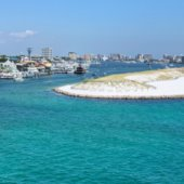 Norriego Point and Destin Harbor