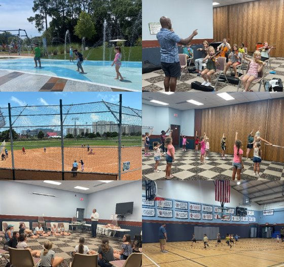 parks and recreation programs