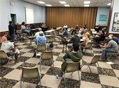 Livery Vessel Workshop meeting attendees