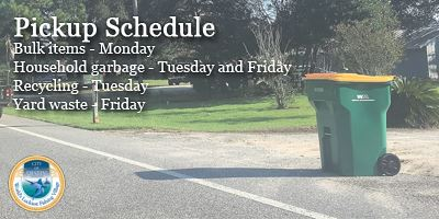 Website Highlight - Solid Waste Schedule