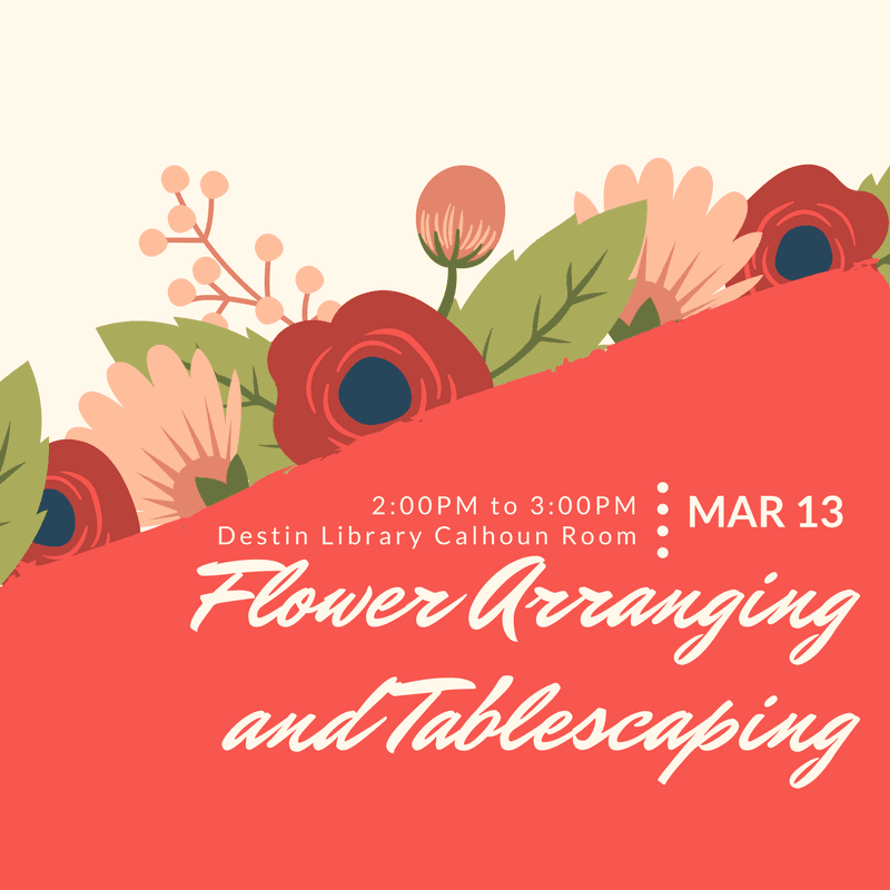 Flower Arranging and Tablescaping