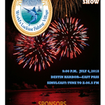 JULY 4 Fireworks poster2018