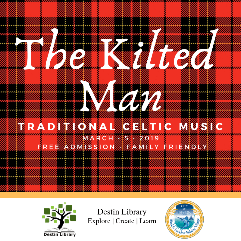 The Kilted Man: Traditional Celtic Music