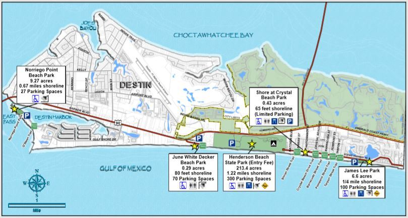 Beach Information | Destin, FL - Official Website