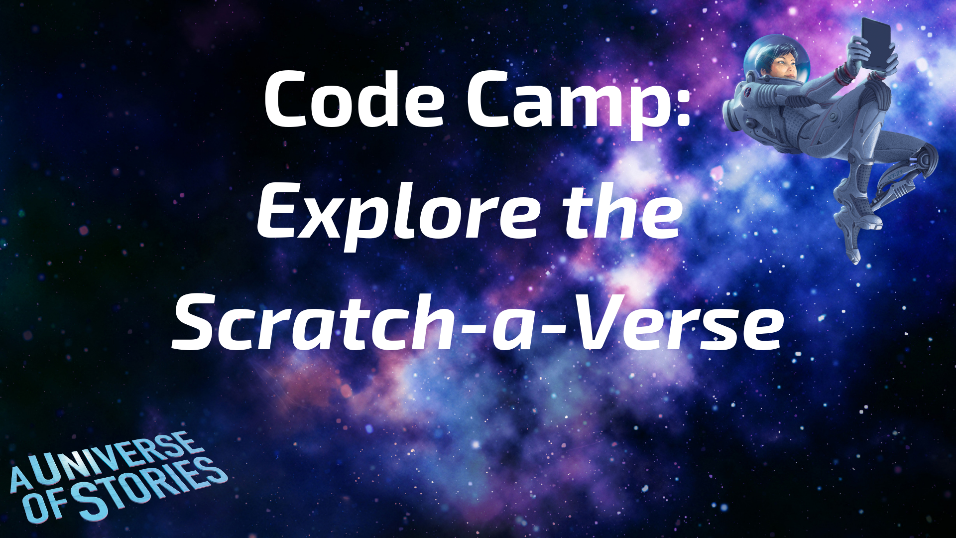 Explore the Scratch-a-Verse FB