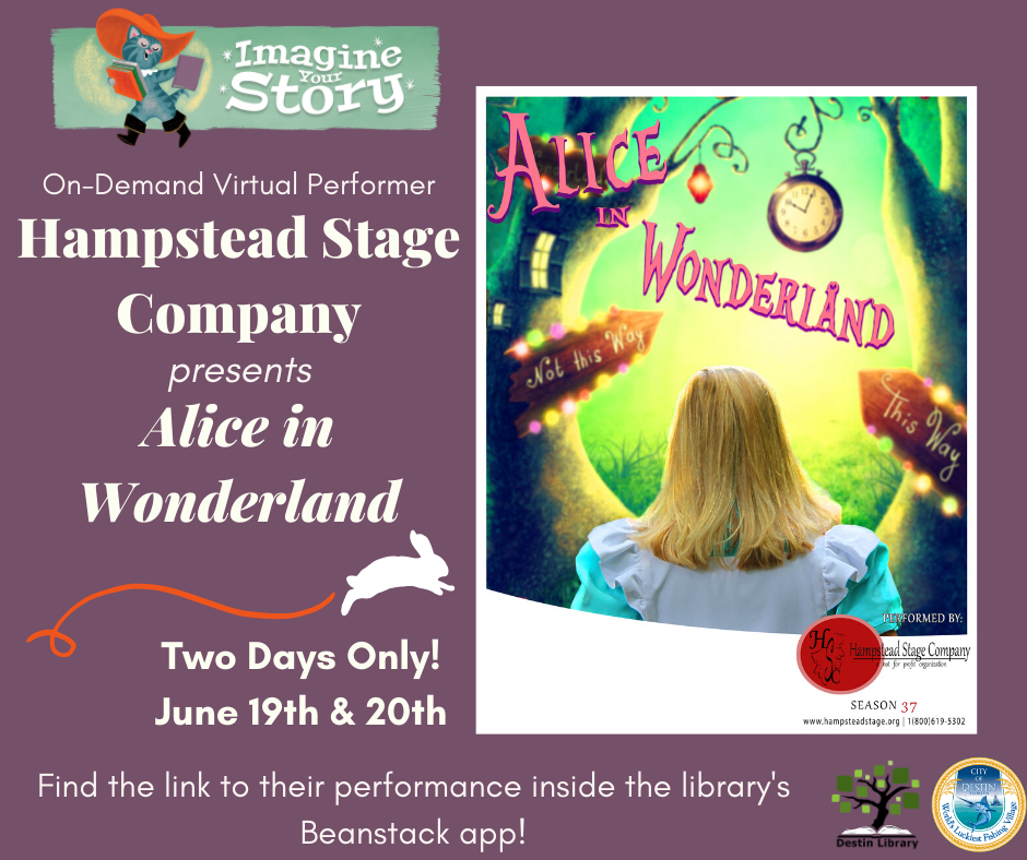 Hampstead Stage Company Presents Alice in Wonderland