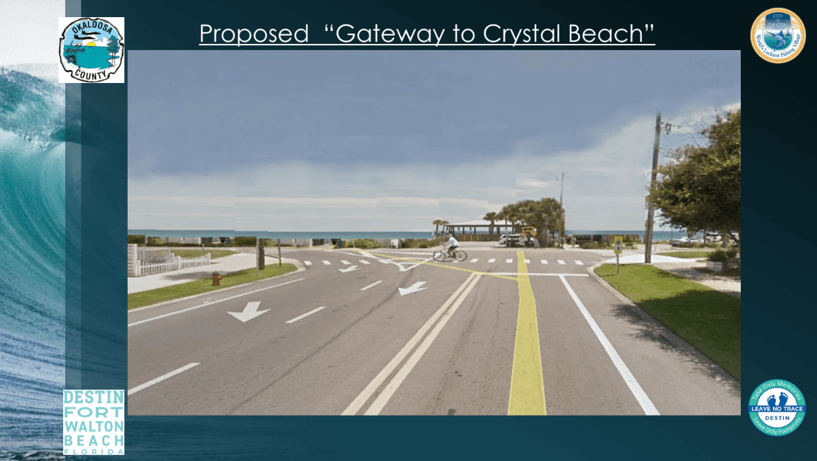 Gateway to Crystal Beach