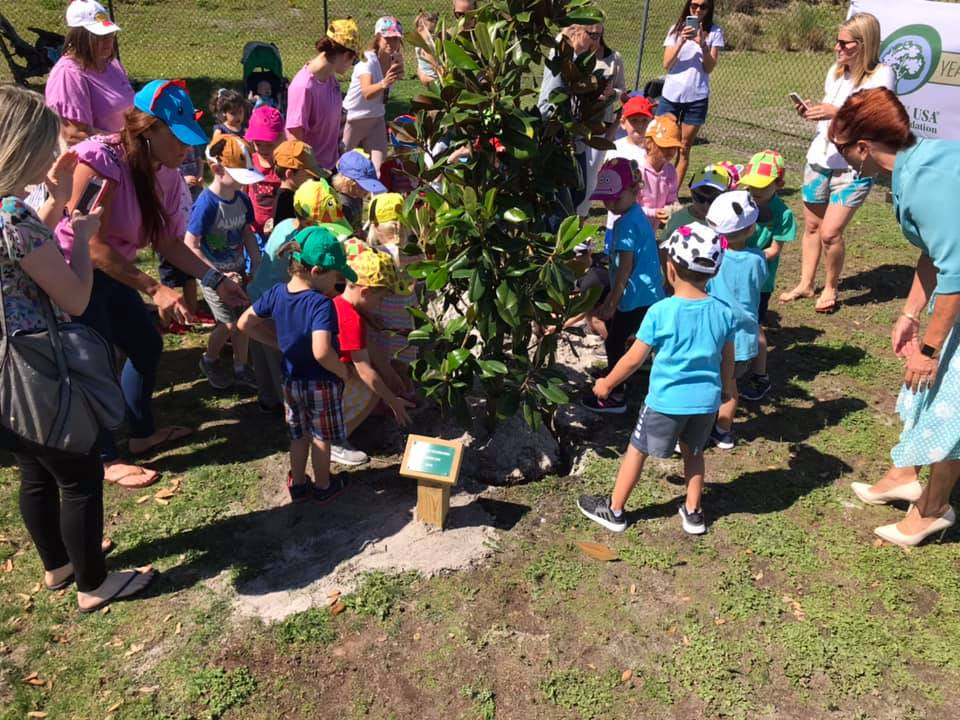 Arbor Day Celebration Kids 2019