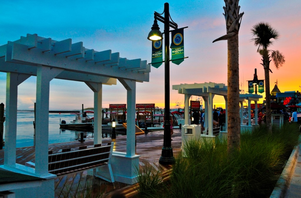 Welcome To The Destin Harbor Boardwalk Destin Fl Official Website