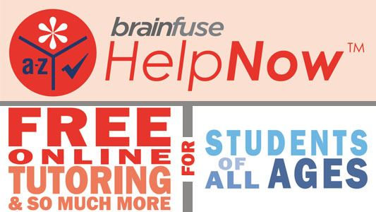 BrainFuse HelpNow Homework Help for Students