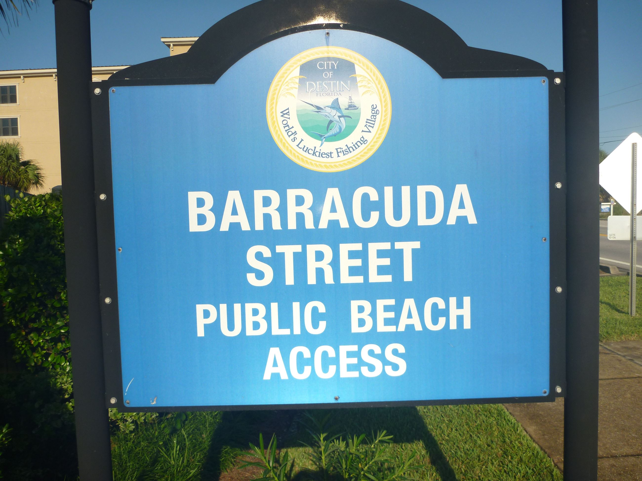 Barracuda Beach Access