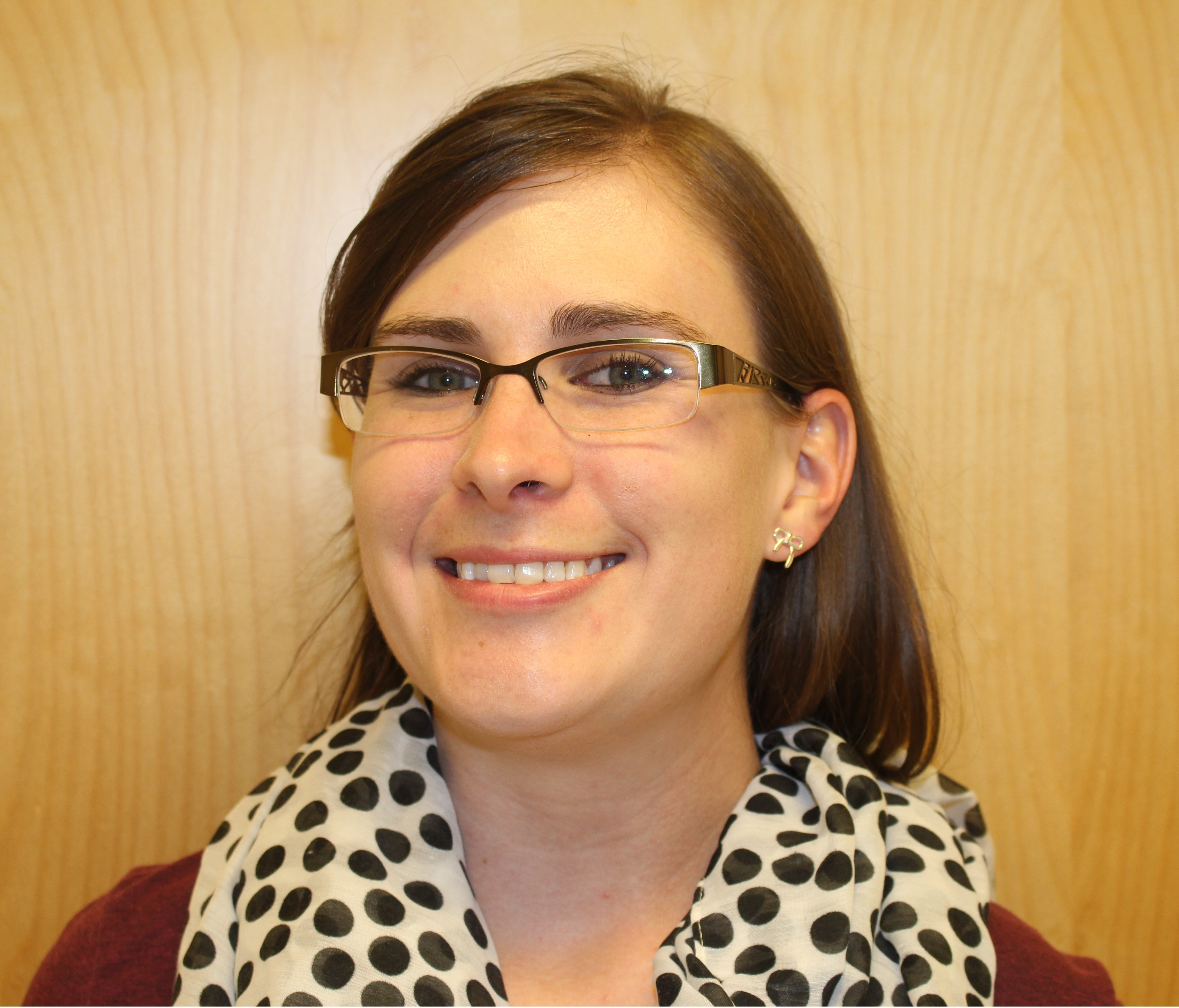 administrative assistant megan fontaine