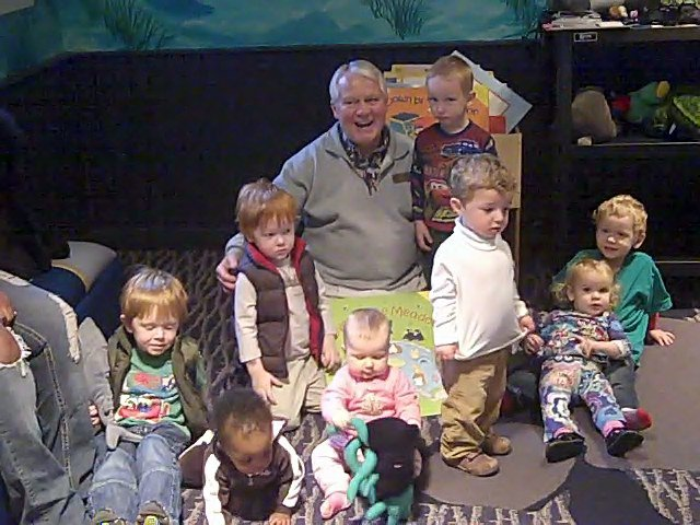 Cuddlers and Toddlers Storytime